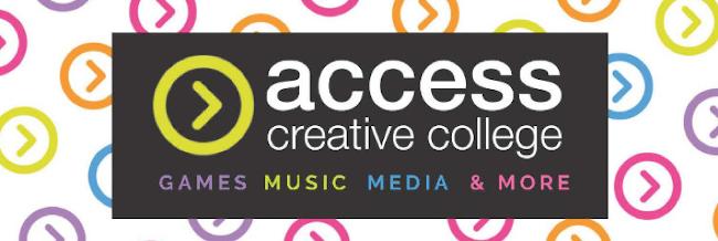 access creative banner