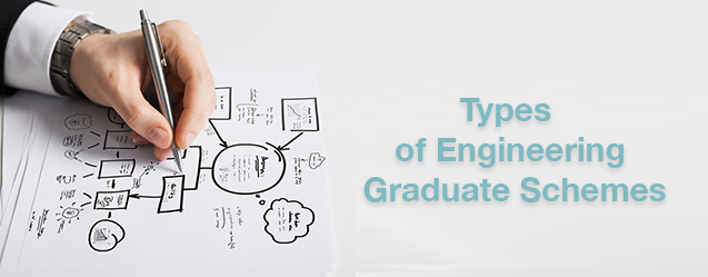 Types of Engineering Graduate Schemes