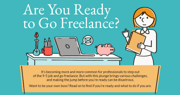Considering the freelance life? Here's what you need to know