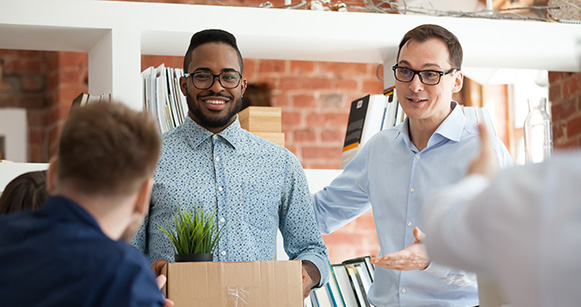 Five things you can do to thrive in your first job