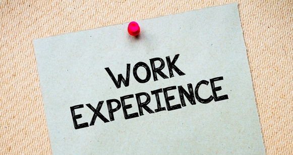 What's with the obsession with work experience?
