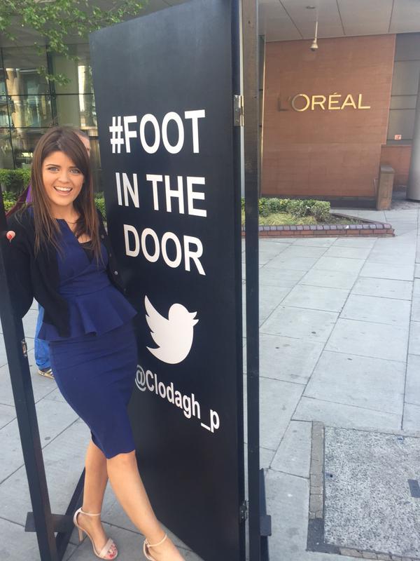 L'Oreal Door