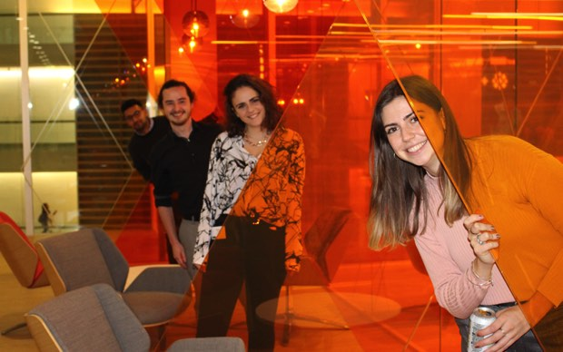 Kubrick Group staff