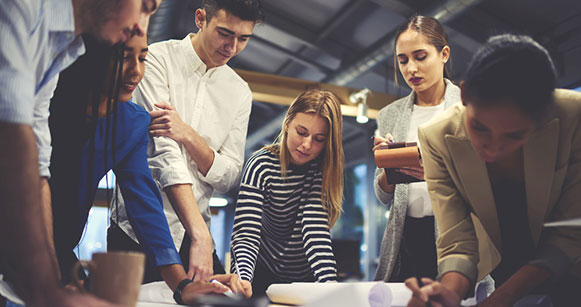 Championing diversity in the workplace