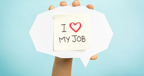 Finding ultimate job satisfaction