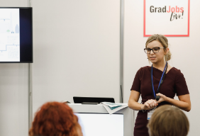 GradTalks: Industry Spotlight