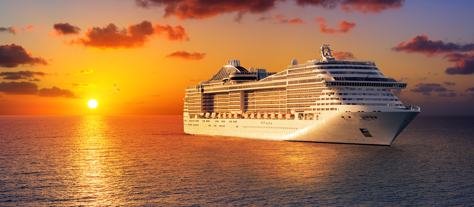 Tourism - cruise ship
